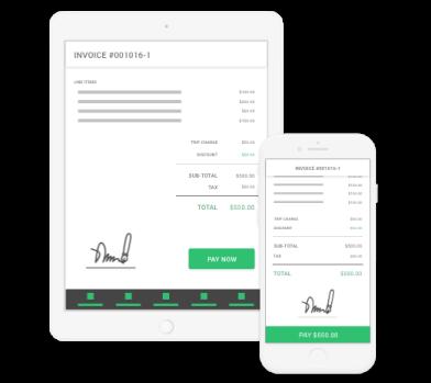 invoice and estimates by smartserv
