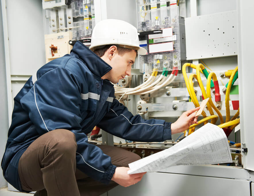 electrical contractor scheduling software