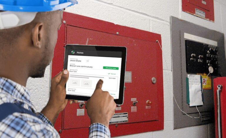 Fire extinguisher software